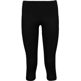 Icebreaker W's Sprite 3Q Tights Black/Black